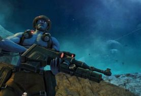 "Trailer gameplay ""101"" per Rogue Trooper Redux"