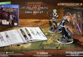 Svelata la data e la Limited di Sword Art Online Fatal Bullet