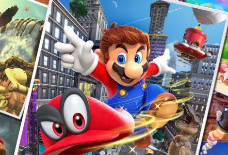Super Mario Odyssey - Guida al Regno delle Cascate: Lune 11-20