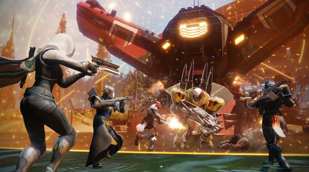 Destiny 2 Una Nuova Luce