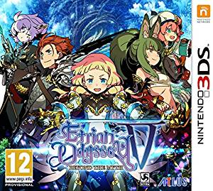 Cover Etrian Odyssey V: Beyond the Myth