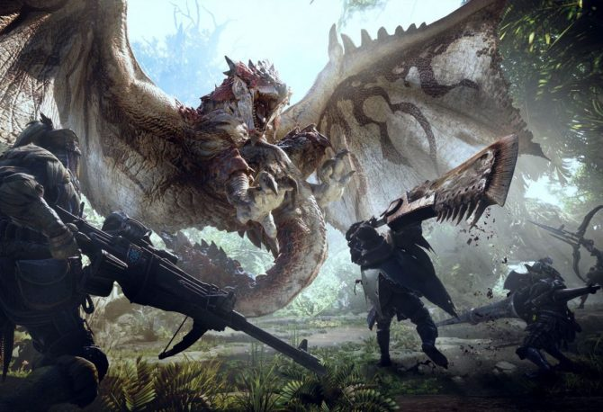 Arriva in occidente la PlayStation 4 Pro ispirata a Monster Hunter World