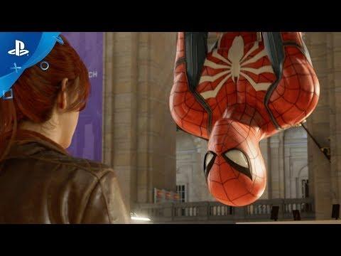 PGW 2017: Nuovo trailer per Spider-Man