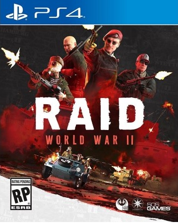 Cover RAID: World War II