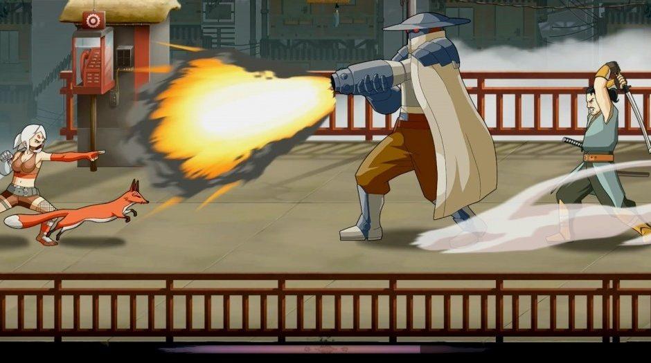Samurai Riot - Recensione
