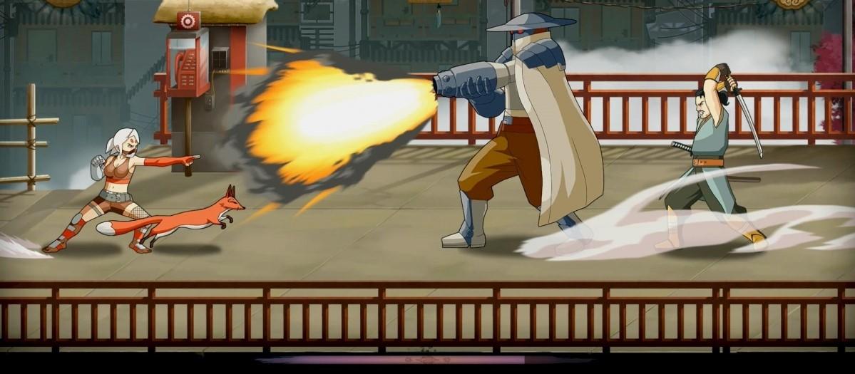 Samurai Riot – Recensione