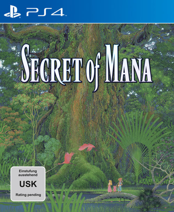 Cover Secret of Mana Remake