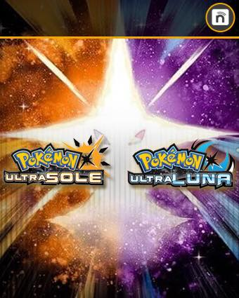 Cover Pokémon Ultrasole e Ultraluna