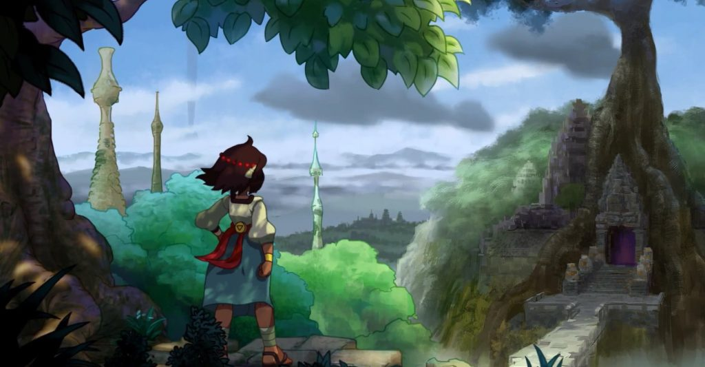 Indivisible Gamescom