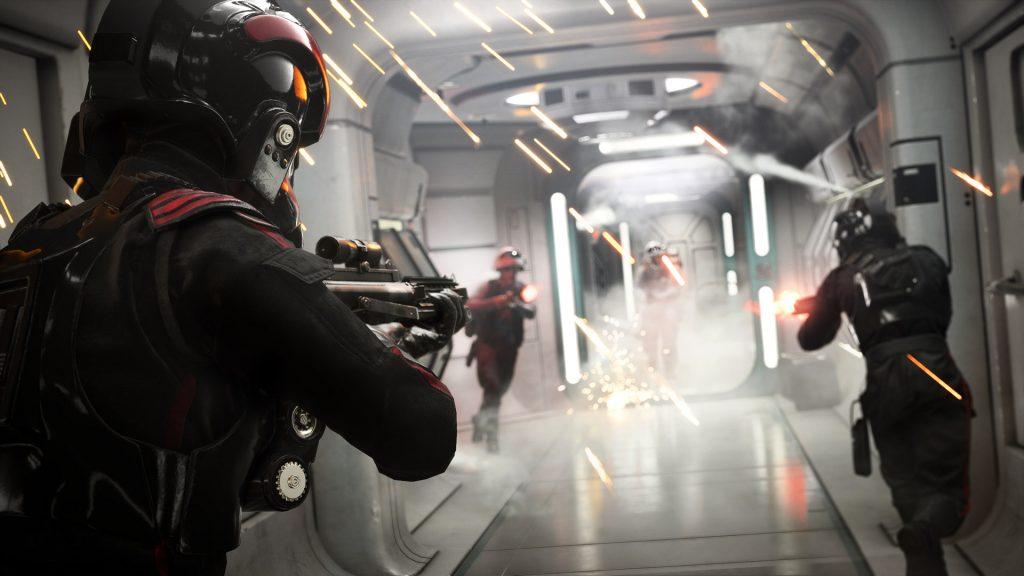 livellare velocemente in Star Wars Battlefront II