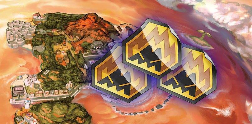 Pokemon Ultrasole Ultraluna adesivi del dominante