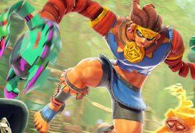 ARMS, rivelato il nuovo combattente Misango