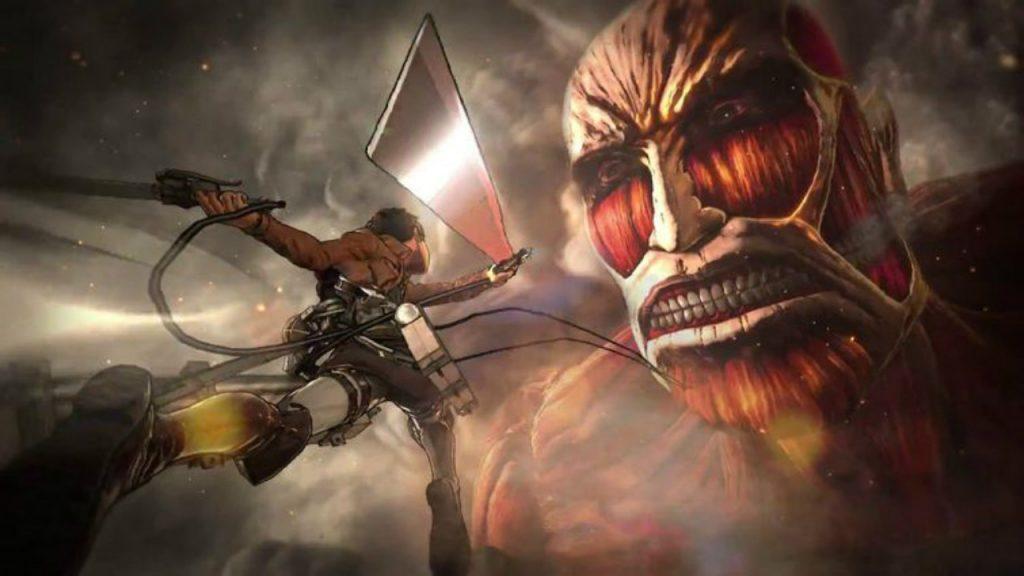 Attack on Titan 2 trailer