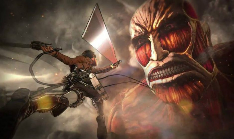 Vediamo in un trailer l'online di Attack on Titan 2