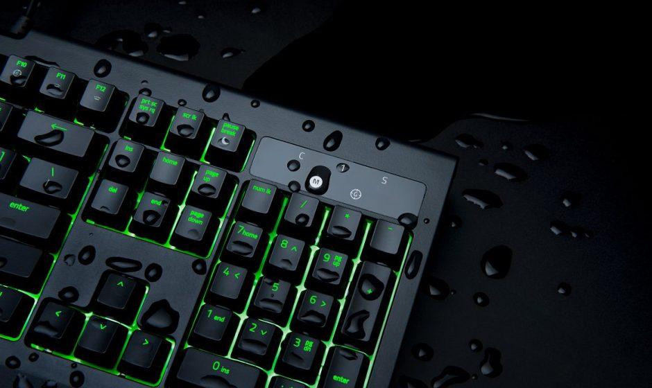 Razer annuncia la nuova tastiera Blackwidow Ultimate