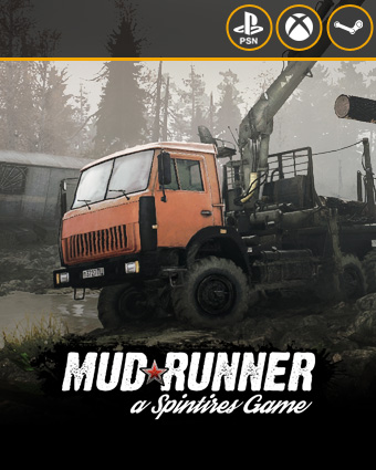 Cover Spintires: MudRunner
