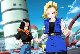 Dragon Ball FighterZ - Un trailer per Android 18