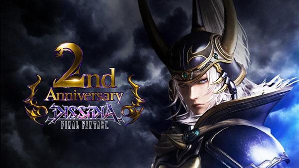 Final Fantasy Dissidia Livestream