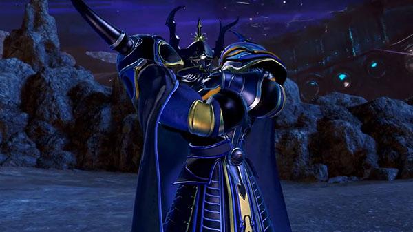 Dissidia Final Fantasy Golbez