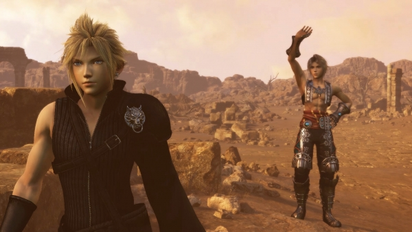 Dissidia Final Fantasy NT nuovi personaggi