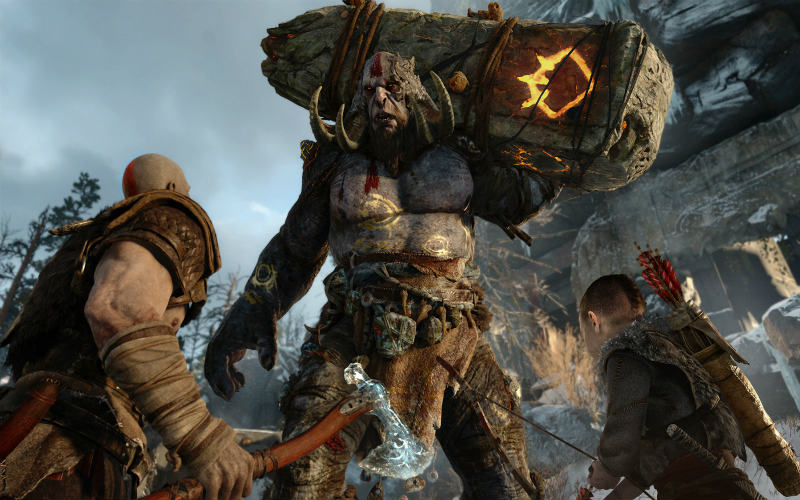 Rumor: svelata la data d'uscita di God of War?