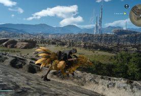 Final Fantasy XV su Xbox One X