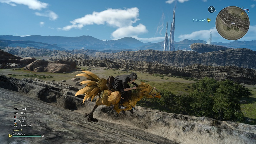 Monster of the Deep: Final Fantasy XV disponibile su PlayStation Store