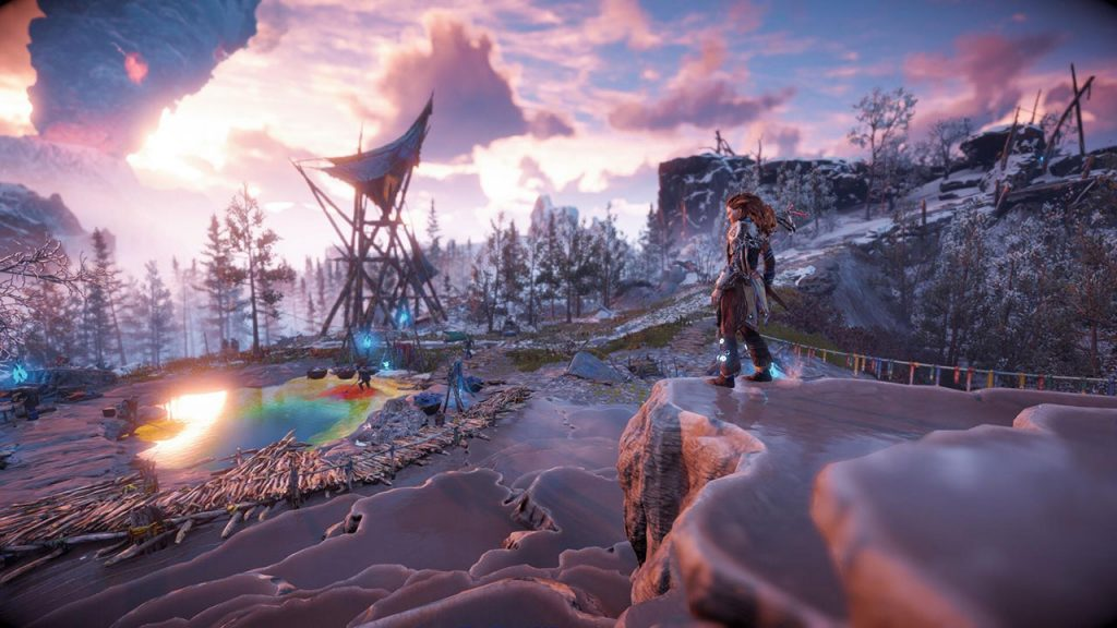 Horizon Zero Dawn patch 1.50