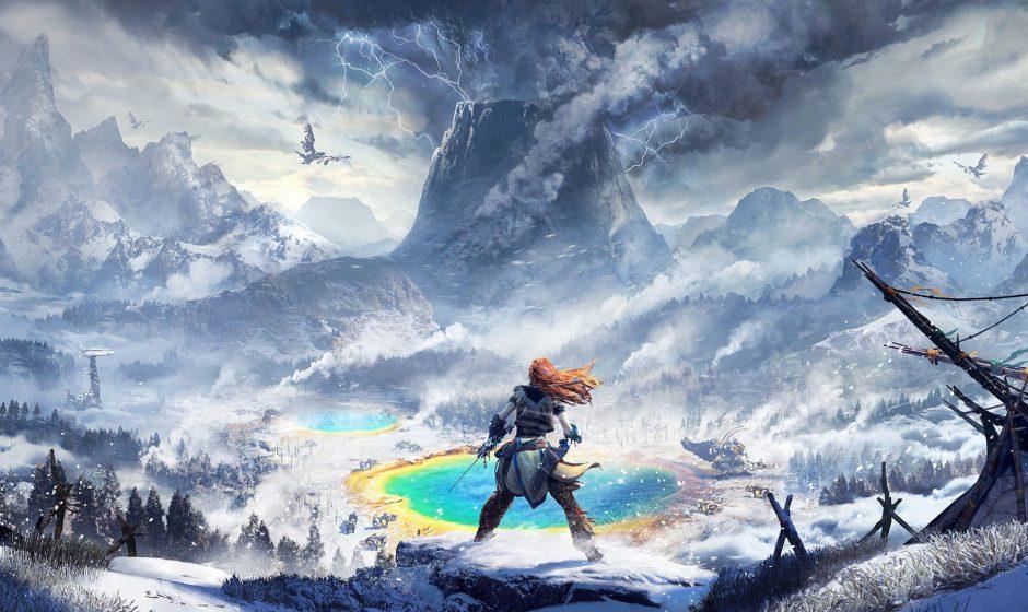 Horizon Zero Dawn: The Frozen Wilds - Recensione