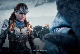 12 minuti di gameplay di Horizon Zero Dawn: The Frozen Wilds