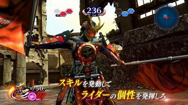 Secondo trailer per Kamen Rider: Climax Fighters