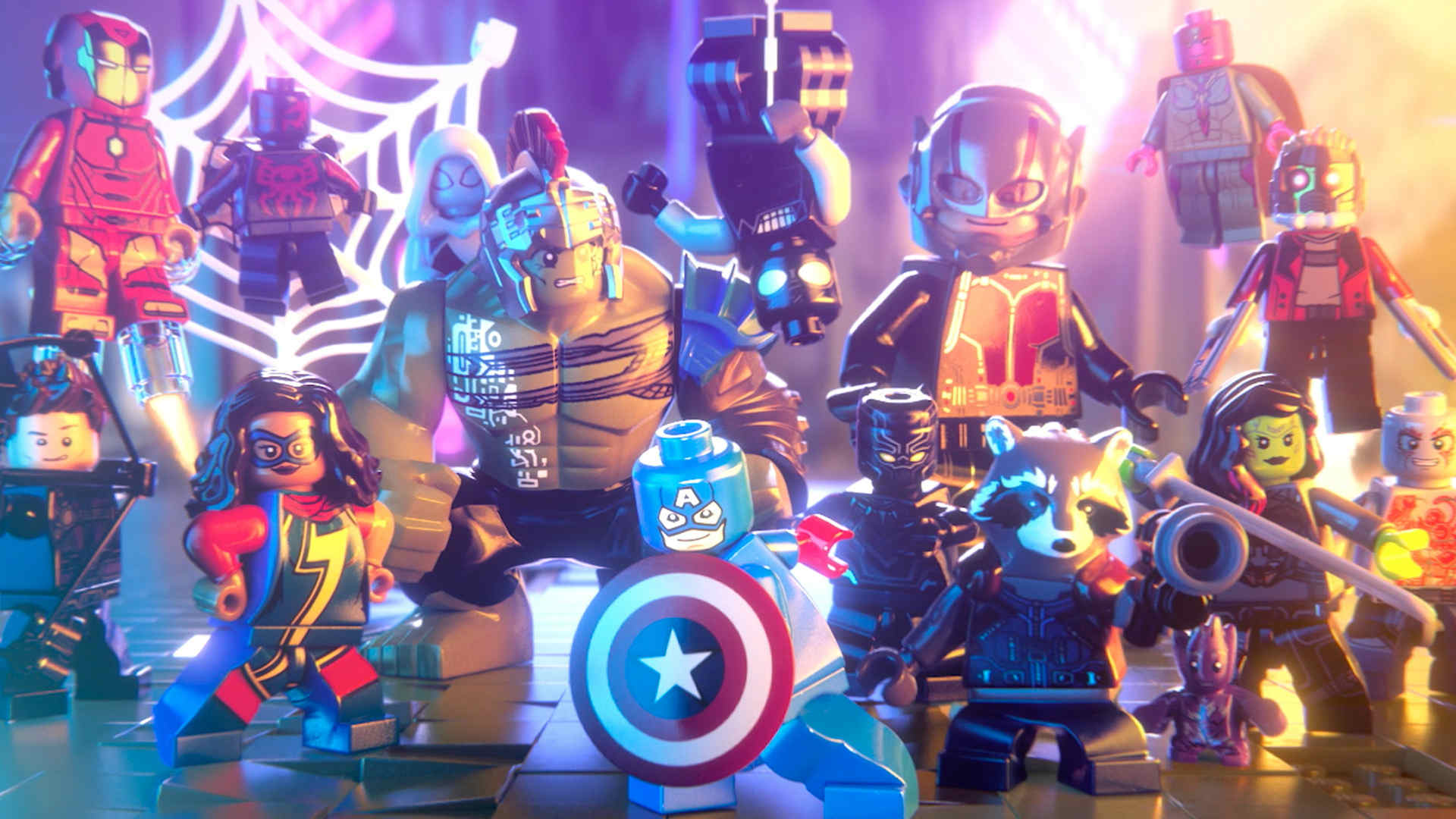 LEGO Marvel Super Heroes 2 – Recensione