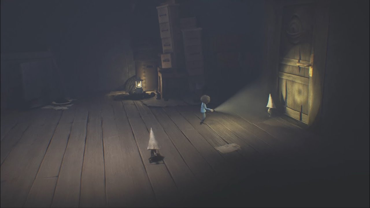 Little Nightmares: Secrets of the Maw – Il Nascondiglio – Recensione