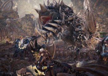 Monster Hunter World, dettagli sulla patch Dayone