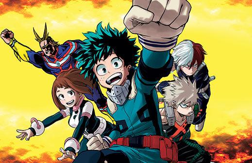 Avremo My Hero Academia: One's Justice nel 2018