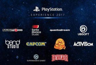Playstation Experience 2017: ecco l'elenco dei giochi