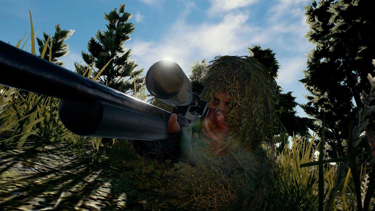 di PlayerUnknown's Battlegrounds PUBG Xbox One