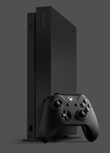 Cover Xbox One X