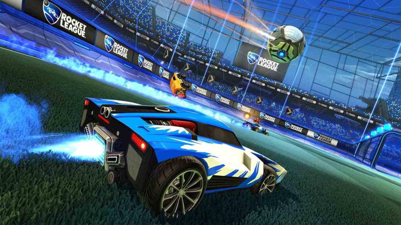 Rocket League: crossplay in arrivo quest'anno