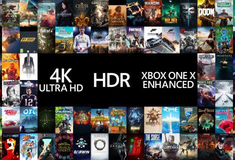 I giochi Xbox One X Enhanced - Speciale