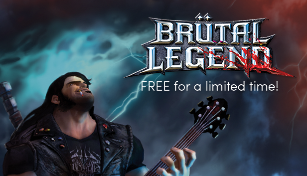 Brutal Legend Gratis Humble Bundle