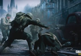 Call of Duty: World War II Lista trofei
