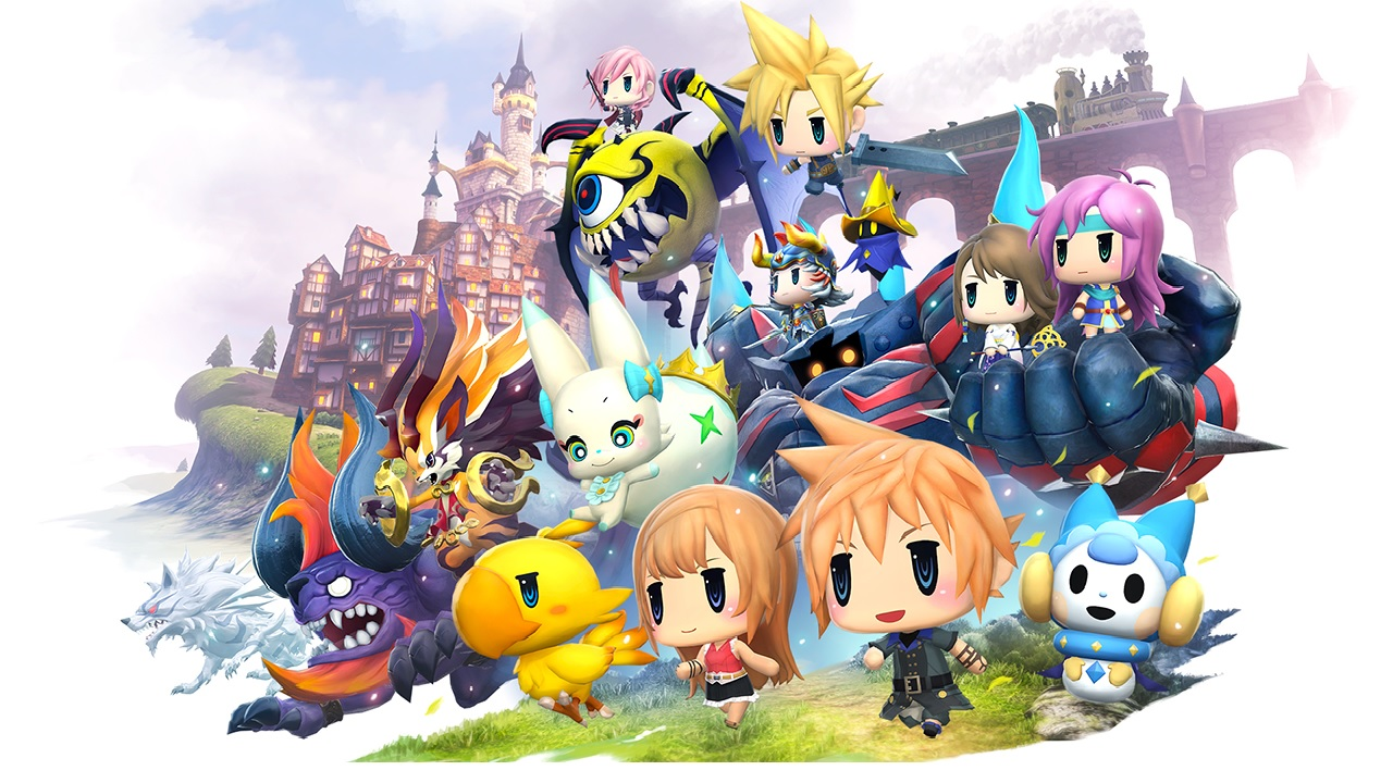 World of Final Fantasy – Recensione PC