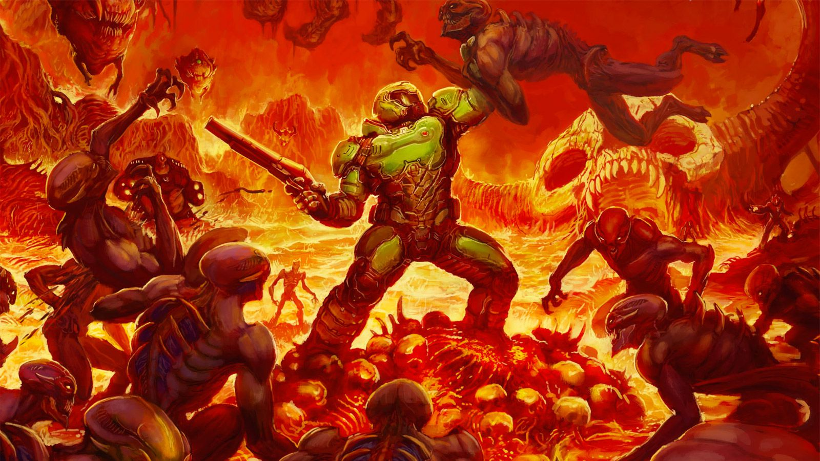 Doom – Recensione Nintendo Switch
