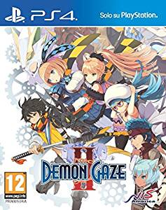 Cover Demon Gaze II