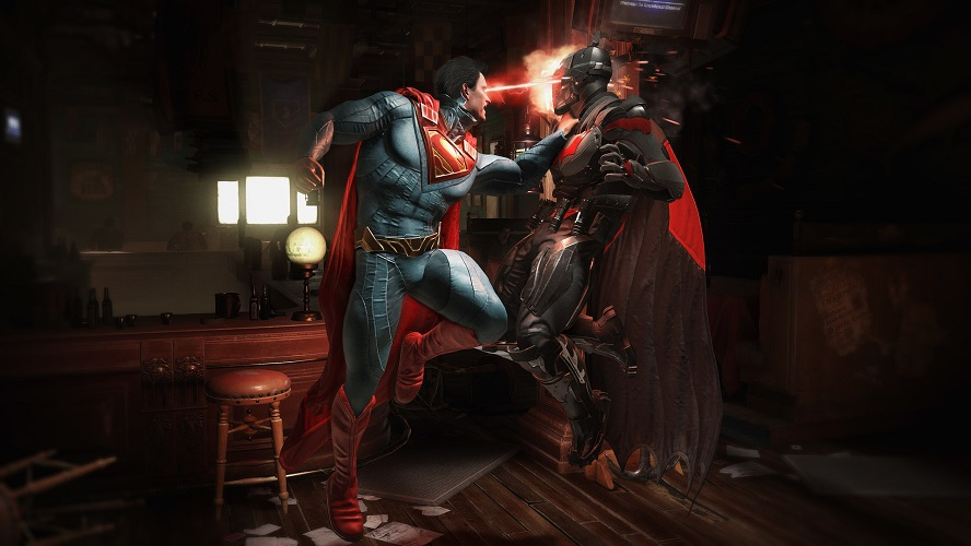 Injustice 2: Open beta di Steam