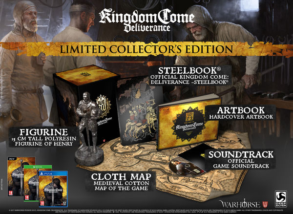 Kingdom Come: Deliverance Limited Edition