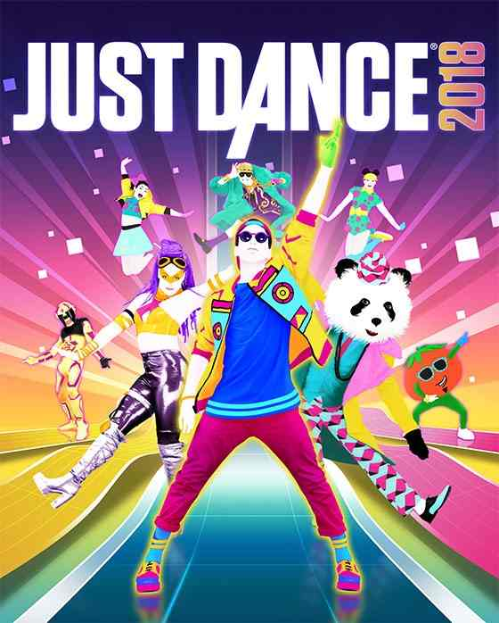 Cover Just Dance 2018