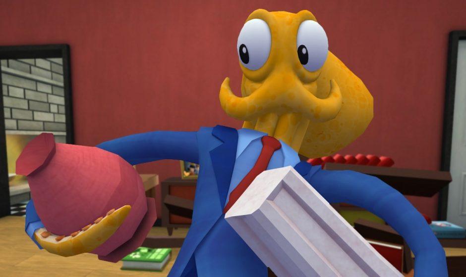 Octodad: Dadliest Catch molto presto su Nintendo Switch