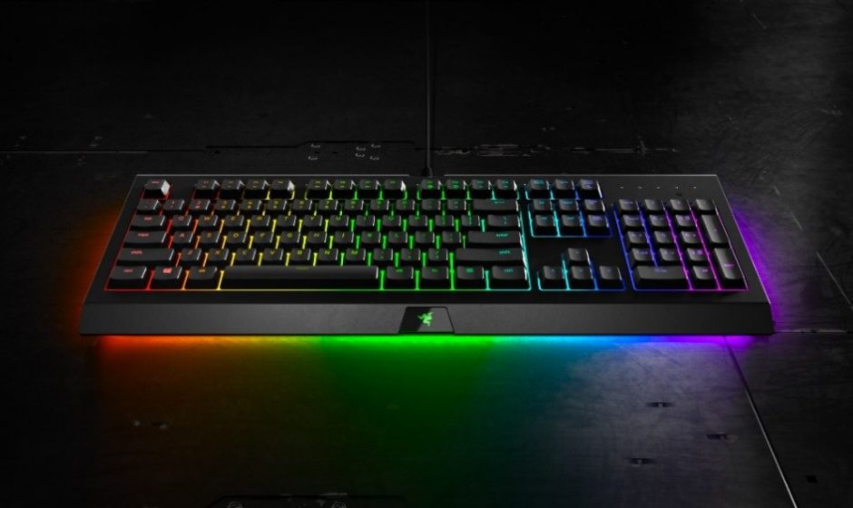 Le tastiere si colorano: ecco le nuove Razer Cynosa